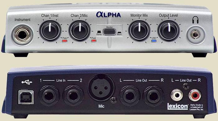Lexicon Alpha-2