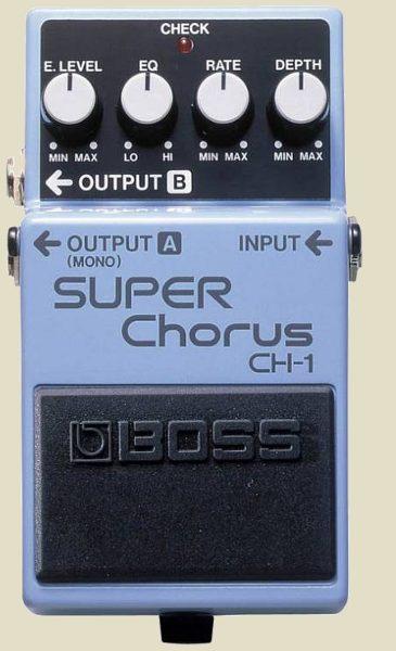 BOSS CH-1