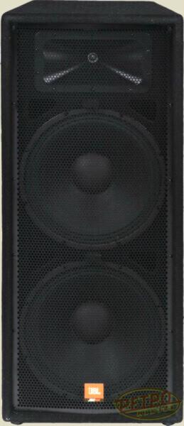 JBL JRX125 - фас