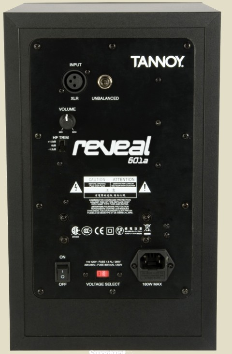 Reveal-601A rear