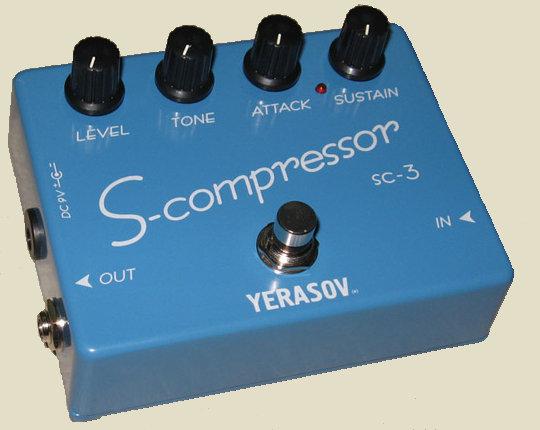 SC-3 Yerasov S-compressor