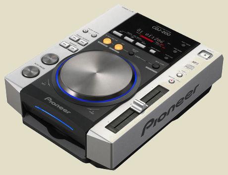 CD проигрыватель Pioner CDJ-200
