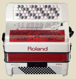 Цифровой баян FR-1B Roland