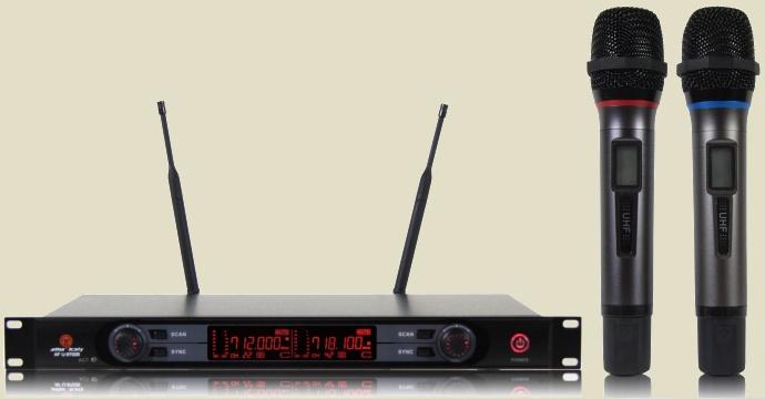 Arthur Forty U-9700C PSC (UHF)