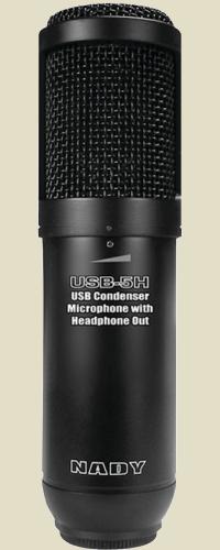 Nady USB-5H
