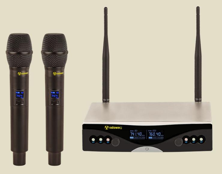 Radiowave UHM-402