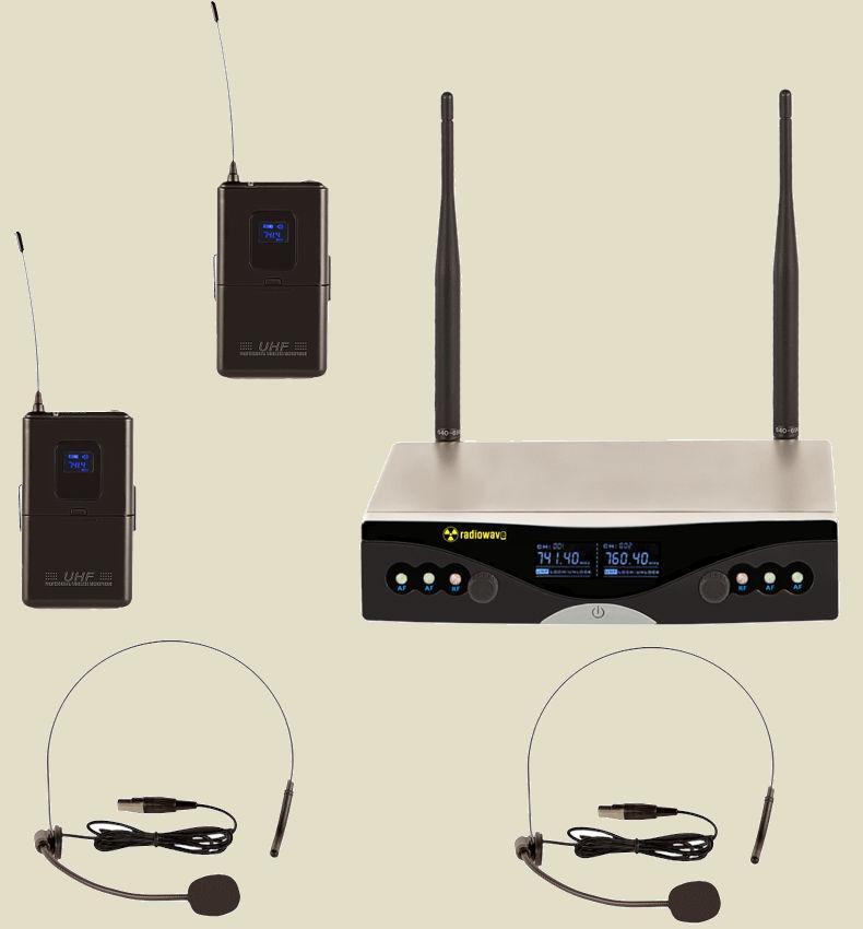 Radiowave UHS-402B