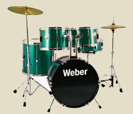 Weber Shake Gr