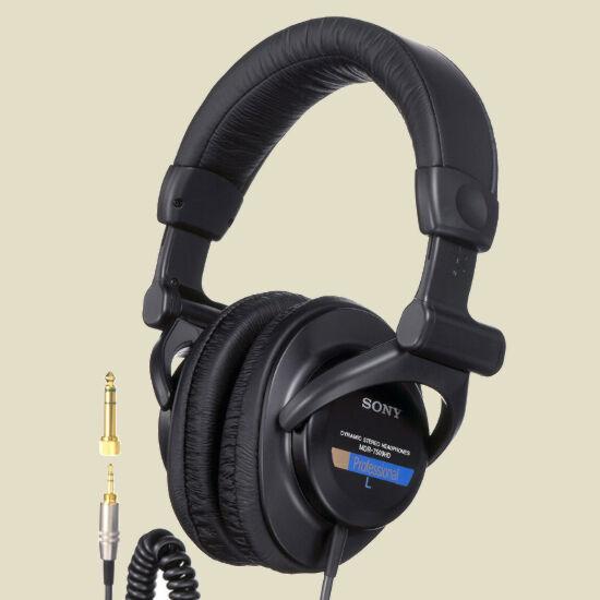 SONY MDR-7509 HD