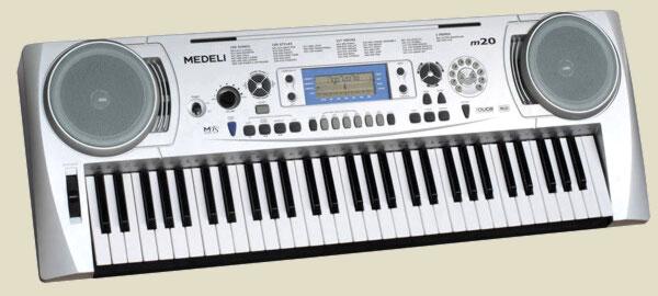 Medeli M-20