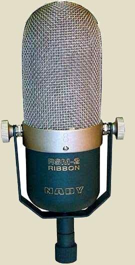 Микрофоны Nady