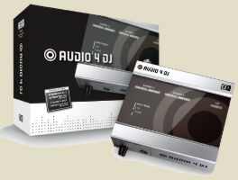 AUDIO 4 DJ pack