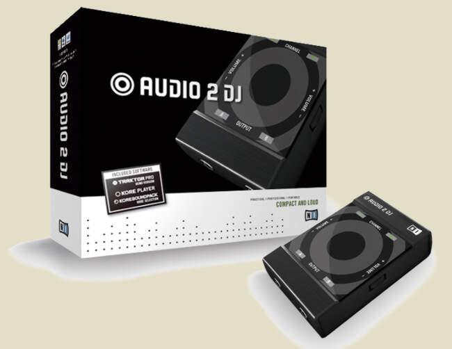 Native Instruments AUDIO 2 DJ