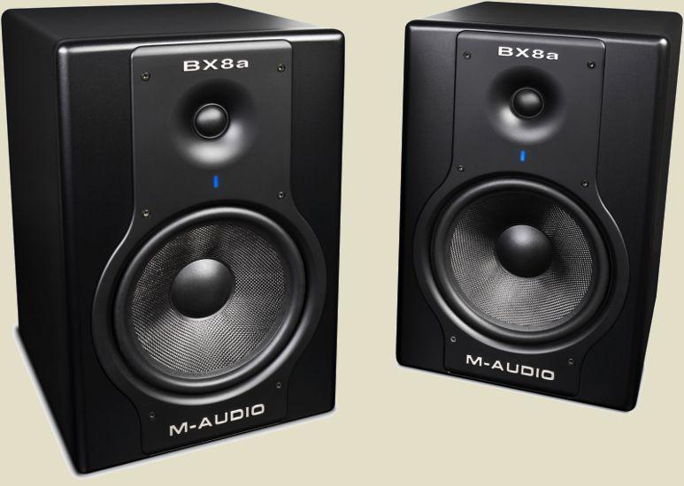 M-Audio Studiophile SP-BX8a Deluxe
