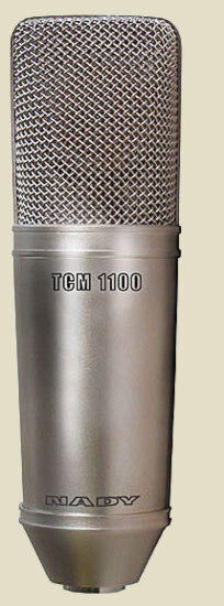 Nady TCM 1100 Studio Mic
