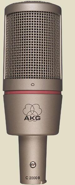 AKG C2000B