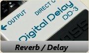 Boss - Reverb/Delay