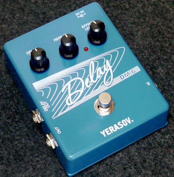 Delay DM-6 Yerasov