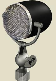 Микрофоны Electro-Voice