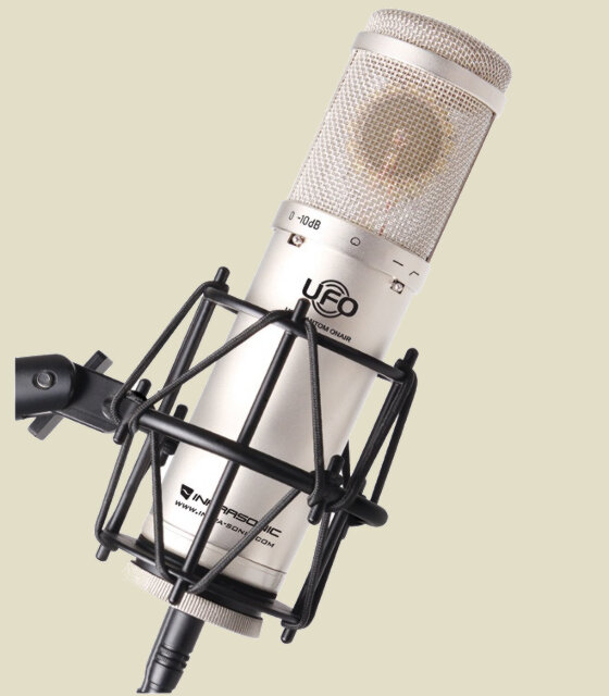 Микрофоны Infrasonic