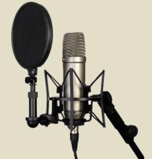 Микрофоны Rode