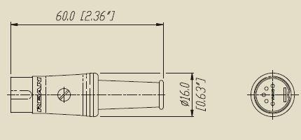 NYS322G-размеры