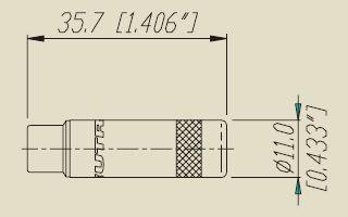 NYS372P-BG-размеры