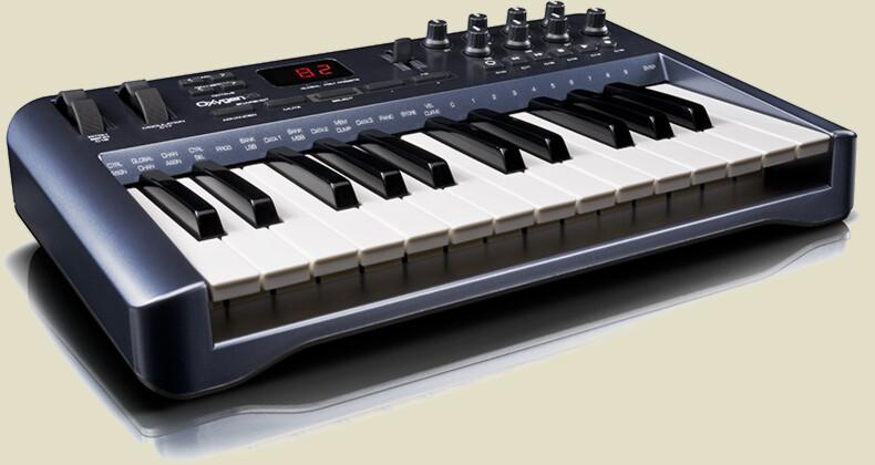 Midi - клавиатуры