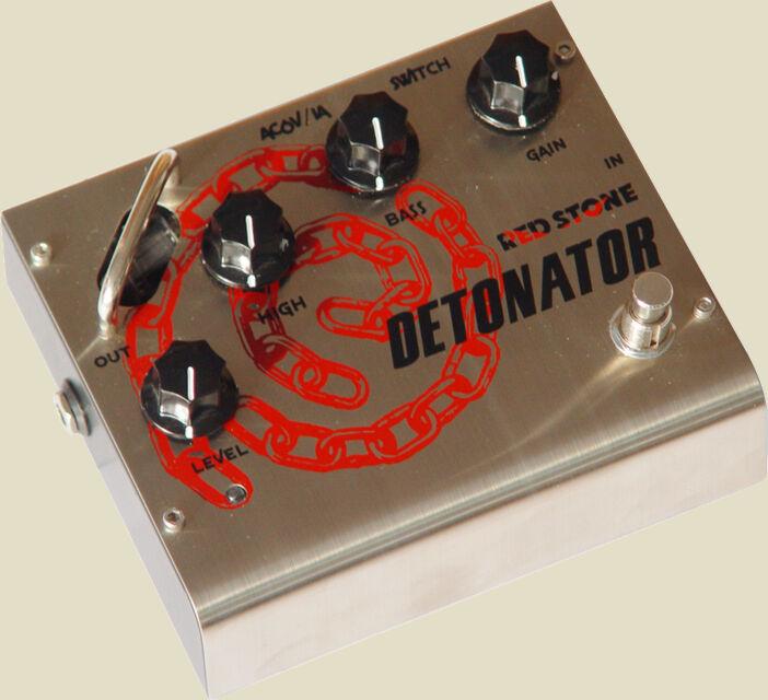 RED STONE Detonator