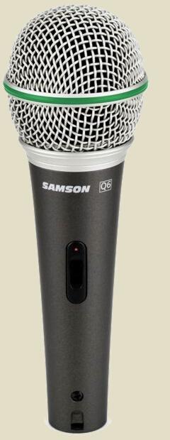 Микрофоны Samson