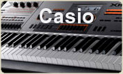 Casio - Синтезаторы