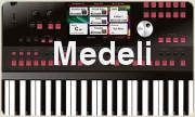 Medeli - Синтезаторы