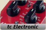 Гитарные педали - tc Electronic