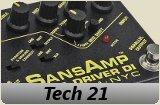 Гитарные педали - Tech 21