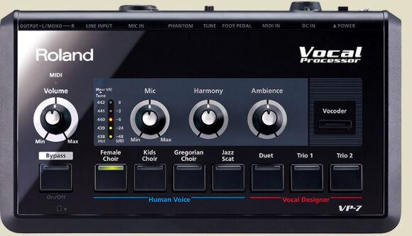 Генератор бэк-вокала VP-7 Roland